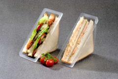 Barquette sandwich
