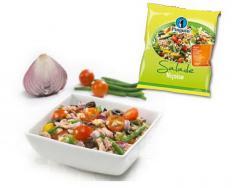Pinguin cold salads