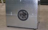 Sound-proofed box