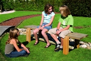 Banc pour teenagers