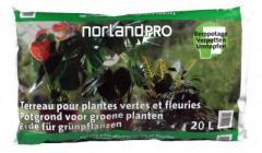 Norland Pro terreau plantes vertes 20 L