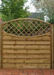 Φράχτες ξύλινοι διακοσμητικοί