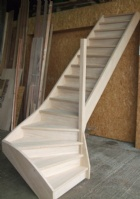 Escaliers et rambardes