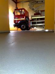 Sols pour garage