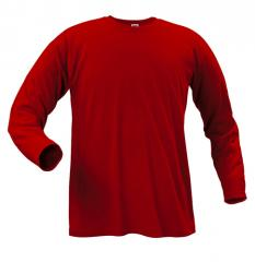 T-shirt homme mouches longues, col rond