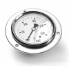 Manometers for the measuring of the pressure in