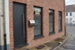 Fenêtre en aluminium EF Vitrage