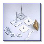 Clim self adhesive hangers (SC)