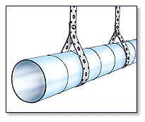 Clim suspension bands (GPB)