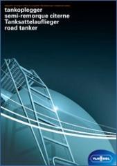 Tanker trucks for drinking water