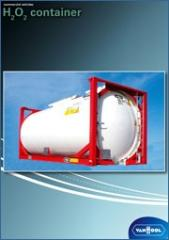 Tanks for transport of chemicals