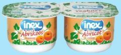 Yaourt demi-écrémé abricot
