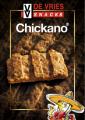 Snack de poulet Chickano