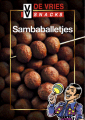 Mini-boulette de viande Sambaballetjes