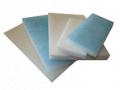 The glass fibre material