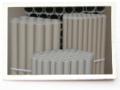Tubes en carton stock
