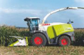 Forage harvester.Jaguar 980-930