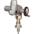 Linear actuators combinations SA ... LE