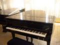 Piano grand 1/4 queue d'occasion  Yamaha
