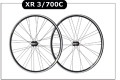 Wheelsets for ATB/MTB