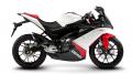 Moto de route Derbi GPR Racing