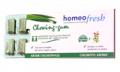 Egalement les chewing-gums Homeofresh Chlorophylle