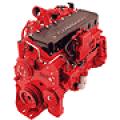 Emergency vehicle engines