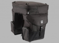 Bicycle bags Willex XL Double backpack with top