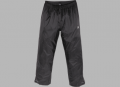 Adult rain trousers Willex Black/Black