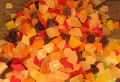 Les bonbons cassés