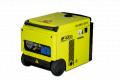 Groupes électrogènes. Groupes portables essence et diesel de 1 à 7 KVa