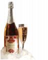 Vin brut cuvée seigneur Ruffus – rosé