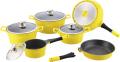 Royalty Line - 14 Pieces Die Cast Cookware Set (ES-Series) // Removable Handle