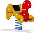 Jeux sur ressort Le cygne M106P
