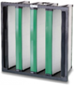 Compact filters