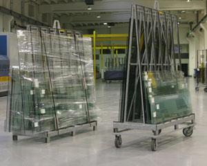 Commande Emballage et transport de verre