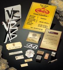 Gravure de bijoux