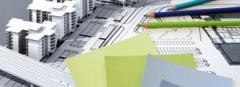 Concepts de couleurs et de produits pour la construction