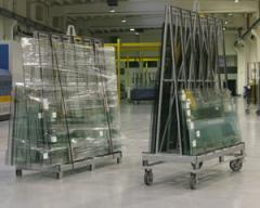 Emballage et transport de verre