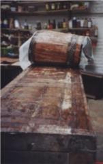 Restauration des meubles